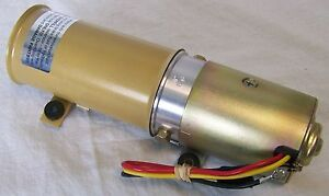 1960 1966 Ford Thunderbird Convertible Top Motor Pump High Volume New