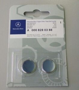 Genuine Mercedes Benz Key Fob Battery Pack Set 3v Cr2025 A0008280388
