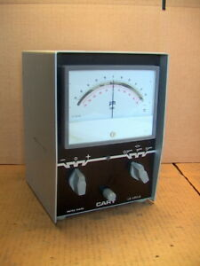 Cary 15 411 Electrical Test Equipment Instrument no Connecting Cables