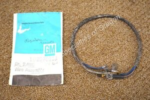 Nos 58 59 60 61 62 Corvette Generator Harness Wire Assembly 2970213