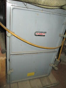 Donaldson Torit Model 64 230v 3ph Bag Type Dust Collector W foot Shaker