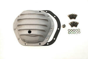 Dana 44 Differential Cover Kit 10 Bolt Aluminum Chevy Gm Ford Dodge Satin Finish