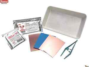 Printed Circuit Board Etching Set Starter Kit For Etching Pcb Circuit Boards