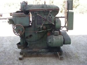 Used Heald No 22 Rotary Surface Grinder