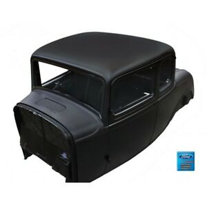 1932 Ford 5 Window Coupe Solid Roof Steel Body With Cowl Vent Doors Decklid