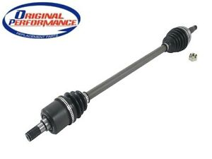 Mitsubishi Mirage 93 96 Front Driver Left Cv Axle Shaft Opparts 40737039 New