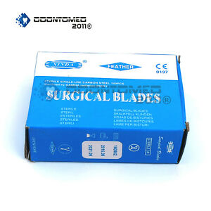 1000 Scalpel Blades 10 Surgical Instruments