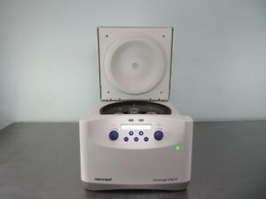 Eppendorf Centrifuge 5702r Refrigerated With Rotor And Warranty See Video