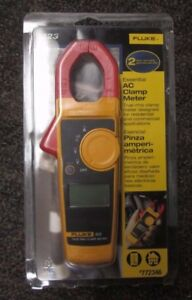 Fluke 323 Ac Clamp Meter True rms