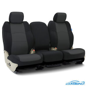 Coverking Neosupreme Front Custom Car Seat Cover For Chevy 07 Silverado 2500 Hd