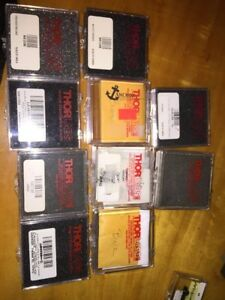 Thorlabs Laser Line Filter Lot Various Items 10pcs Total