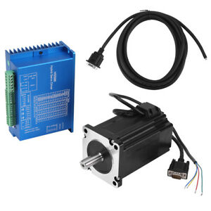Hss86 Hybrid Servo Driver nema34 Closed loop Speed Stepper Motor 8n m 0 3000rpm