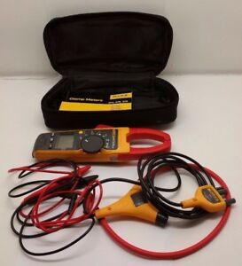 Fluke 376 Fc Wireles True rms Auto Clamp Meter