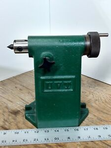 Uvt Universal Tailstock Machinist Rotary Table Dividing Head Index