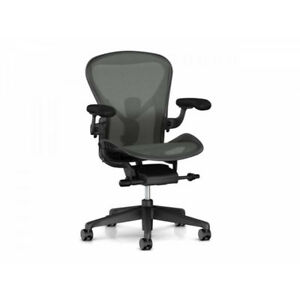 Herman Miller Aeron Remastered Posturefit Sl Size B Chair Brand New