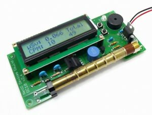 New Netio Geiger Counter Embedded Module Gc10 With Sbm 20 Tracking Ship