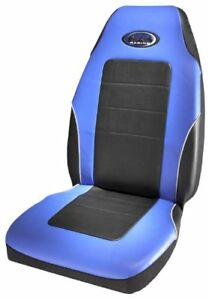 R Racing Stage Iii Blue Vinyl Seat Cover