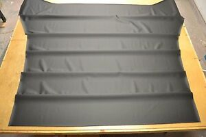 1965 65 Mopar Dodge Coronet 2 Door Hardtop 5 Bow Black Headliner Usa Made