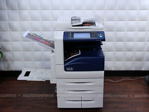Xerox Workcentre 7835 Color Mfp Copy Print Fax Scan Mobile Email 7830 7845 7855