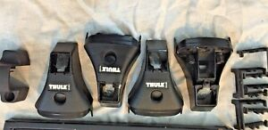 Thule 515 5031 Tracker Foot Pack Towers Roof Rack Set 4