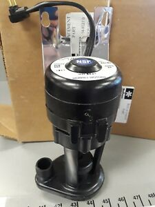 New Manitowoc Q Model Water Pump 220v 230v Original Oem Part 14 8027 9