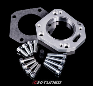 K Tuned Rbc Rrc Dual Throttle Body Adapter 62 70mm Both Sizes K20 K24