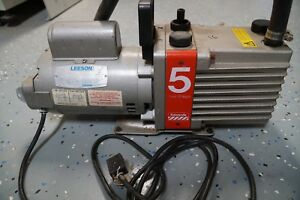 High Vacuum Pump 16