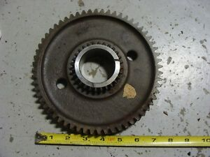 8n 2000 Naa 600 800 640 641 800 841 3400 4000 3000 Ford Tractor First Gear