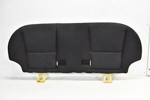 06 07 Mazdaspeed6 Rear Seat Bottom Cushion Ms6 2006 2007