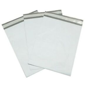 500 12x16 6 Poly Bags Plastic Envelopes Mailers Shipping Waterproof Self Seal