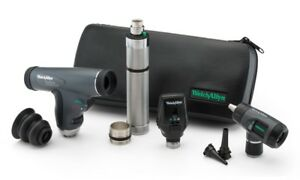 Enhanced Diagnostic Set Feat Welch Allyn Coaxial Ophthalmoscope Panoptic Medical