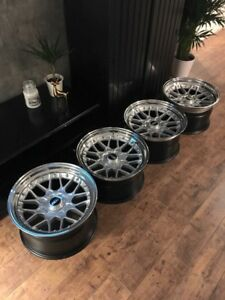 Bbs Rs2 Rsii Rs700 Rs701 Concave Custom Steplip Or Flatlip