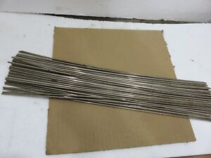 6 Brazing Rod 15 Silver Phoson 15 Harris 125 Round 18 long Nos
