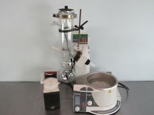 Heidolph Laborota 4001 Rotovapor With C glass Assembly And Warranty