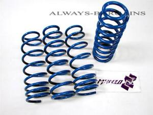Manzo Lowering Springs Fits Lexus Is250 Is350 06 12 Lsli 0612 Rwd