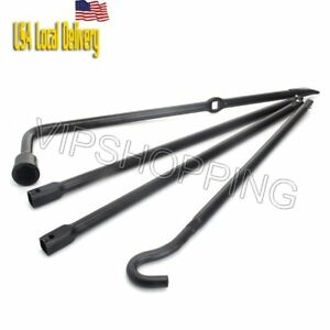 Replacement For Jack For 2004 2014 Ford F 150 Spare Lug Wrench New Tire Tool Kit