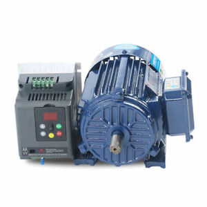 600 2800rpm Low Rpm Motor Variable Speed Ac Motor Vfd Inverter Ac220v 1 5kw