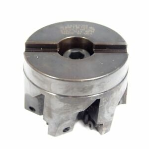 Hertel Indexable Square shoulder Face Mill 3 X 1 Arbor 6ins 84287069