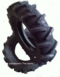 Two Tires 7 14 Lrc Harvest King All Purpose Lug Tractor Tires Free Shipping
