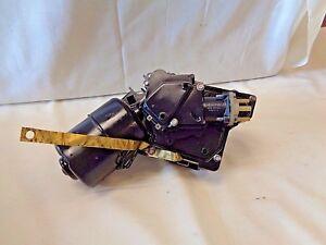 1959 1960 1961 1962 Cadillac Wiper Motor With Washer Pump