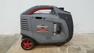 Briggs And Straton P3000 Powersmart 3000 Watt Inverter Generator Local Pick up