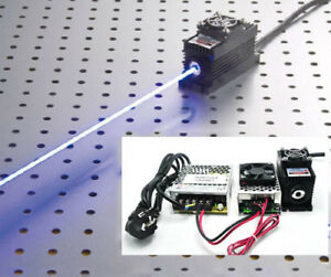 405nm 500mw 0 5w Violet blue Laser Dot Module Ttl analog Tec Oem Type Power