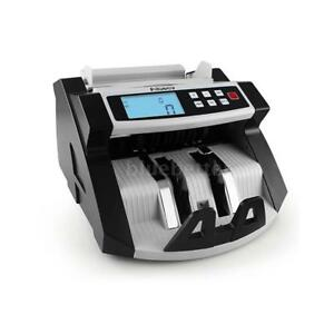 Portable Bill Counter Money Counting Machine Cash Currency Banknote Uv Mg X9q3