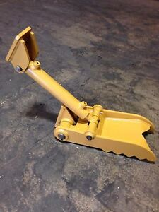 New 8 X 20 Heavy Duty Hydraulic Thumb For Caterpillar Mini excavators