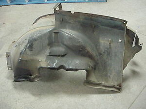 1957 57 Ford Lincoln Premiere Left Front Inner Fender Well Driver Side