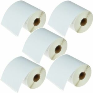 5 Roll 220 Shipping Postage Labels For Dymo 4xl 1744907 Bpa Free 4 X 6