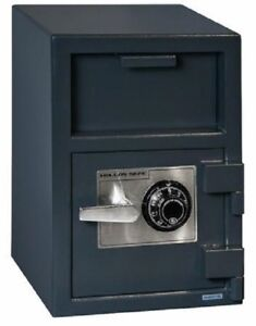 Fd 2014c Hollon Front Load Cash Depository Drop Safe B Rated Dial Combination