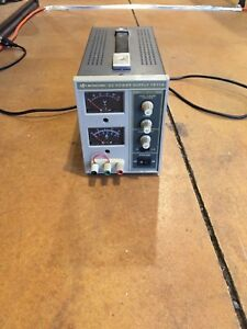 Bk Precision 1611a Dc Power Supply