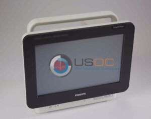 Philips Mx450 Patient Monitor Great Condition 866062 Mx40 Mx800