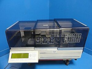 Shandon 74700102 Varistain Xy Multi program Robotic Slide Stainer 13898